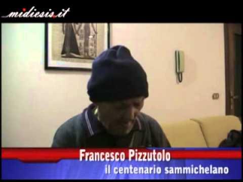 Francesco Pizzutolo, il centenario sammichelano