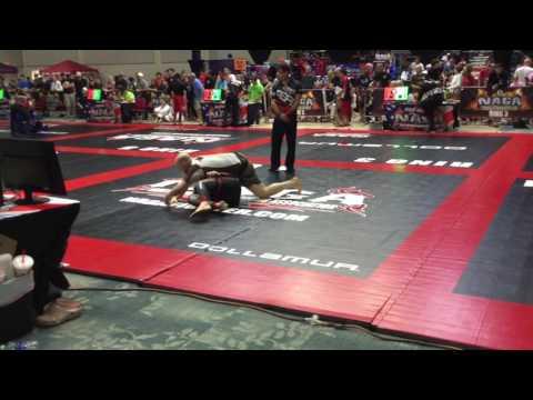 Bryan Brown vs Tony Rayborn NAGA Adult Expert Heavyweight Semi-Final