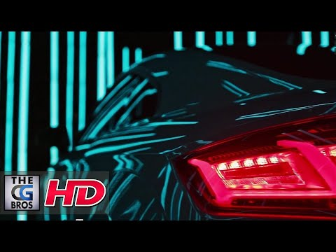 "CGI 3D/VFX Studio Showreel: ""Car Reel 2017"" - by AltVFX"