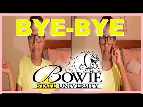 Bye Bowie State | HBCU