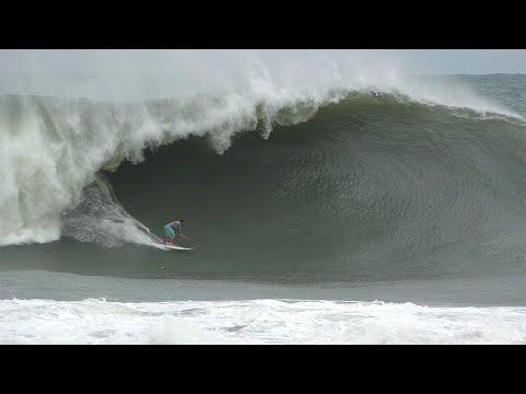 Itacoatiara Big Wave 2019 em Câmera Lenta