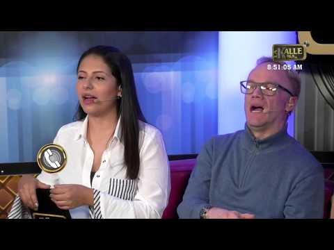 Primicia: 'Sara Uribe' habló desde China con el equipo de Kallejiando | La Kalle
