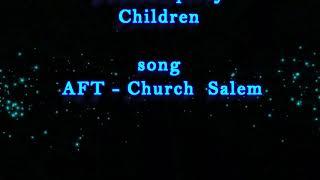 AFT Salem children program 2018 kanthampatty children songs