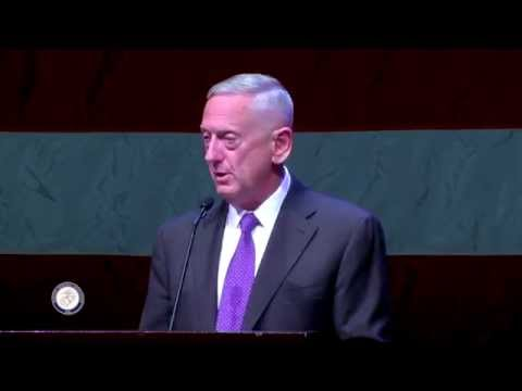 2014 Salute to Iraq & Afghanistan Veterans - General James Mattis, USMC (Ret.) - Full Version