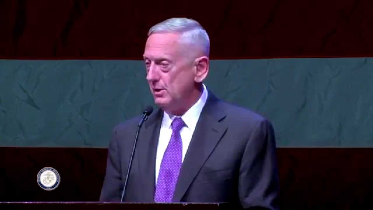Mattis on the issues