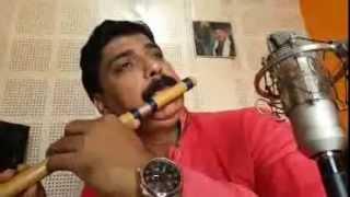 main hoon hero  tera _salman khan instrumental song on flute by sunil sharma indore