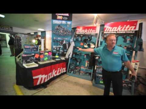 Makita Power Tools at OcTOOLberfest, A.W. Meyer