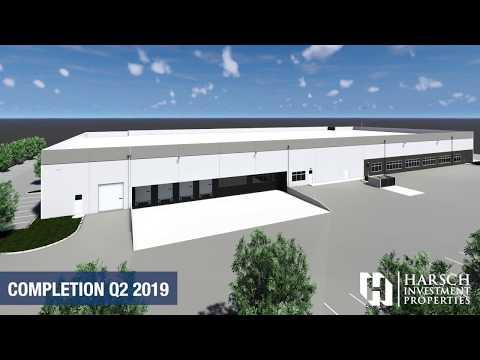 Riverside Commerce Center III | Harsch Investment Properties
