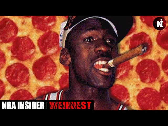 The Weirdest Facts You Probably Didn't Know About Michael Jordan!