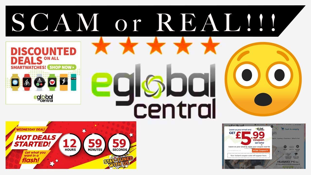 Eglobal Central Test