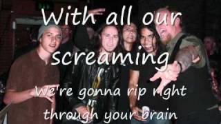 Black Tide Hit the Lights with lyrics