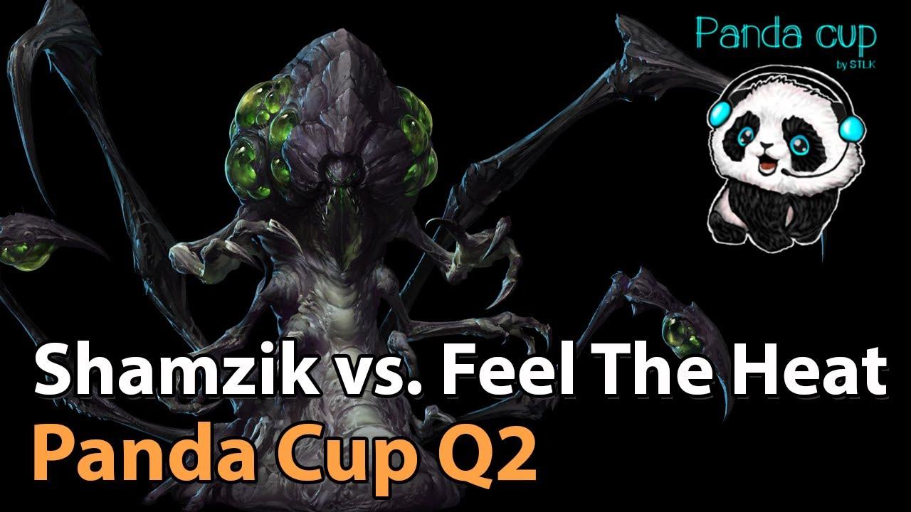 ► Feel The Heat vs. Team Shamzik - Panda Cup Q2 - Heroes of the Storm Esports