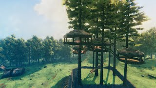 LIVE STREAM #8 - Treehouse + Boats....does it work??