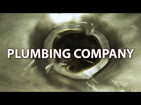 Plumber Business Video Commercial