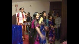 মহানগৰীৰ হায়াত হাস্পতালত উত্সৱমুখৰ পৰিৱেশ || Pre bihu celebration at Hayat Hospital, Suwahati