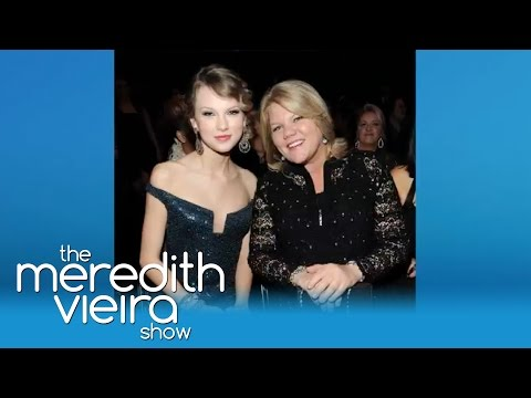 Taylor Swift Announces Mother's Cancer Diagnosis   The Meredith Vieira Show