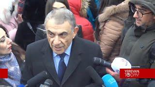 Սերժ Սարգսյանին այս գործի մեջ ներգրավելը քաղաքական ենթատեքստ ունի․ Արա Բաբլոյան