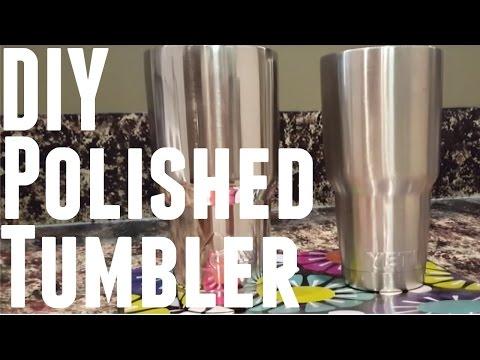 DIY - HOW TO MAKE A POLISHED YETI