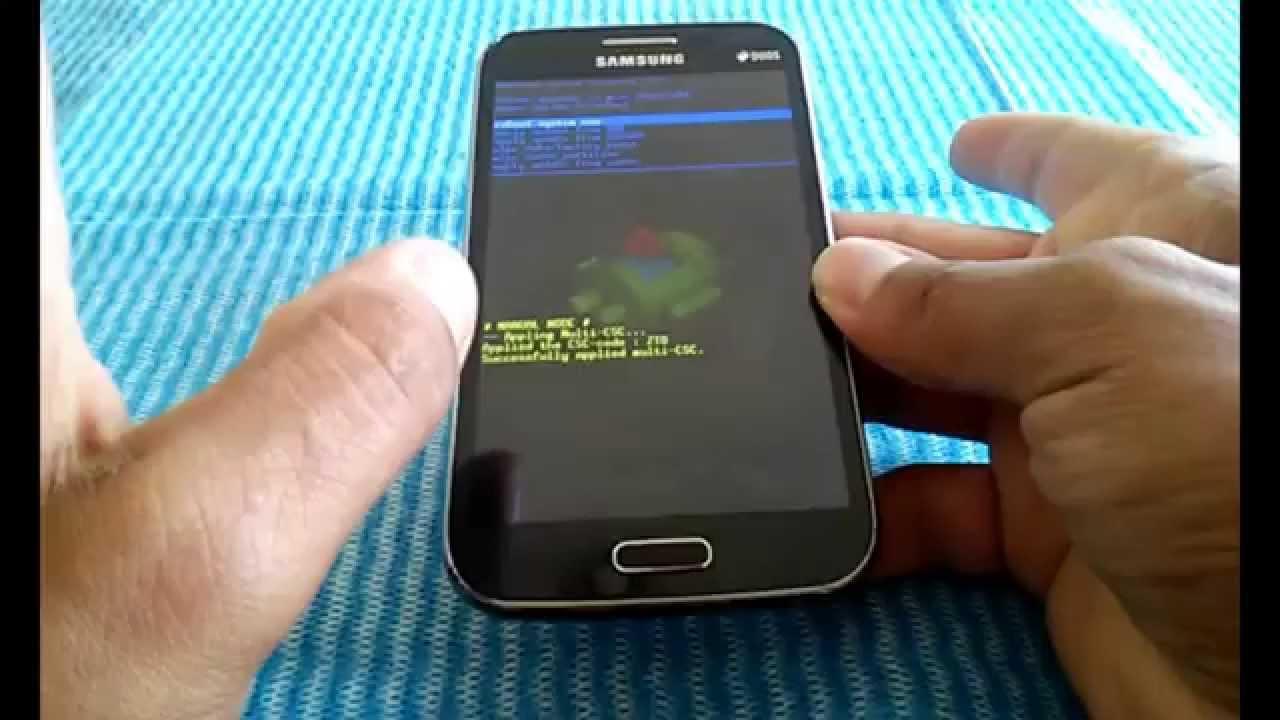 Samsung Galaxy Win GT-i8550, i8552, Hard Reset, Como Formatar, desbloquear,  Restaurar, resetear