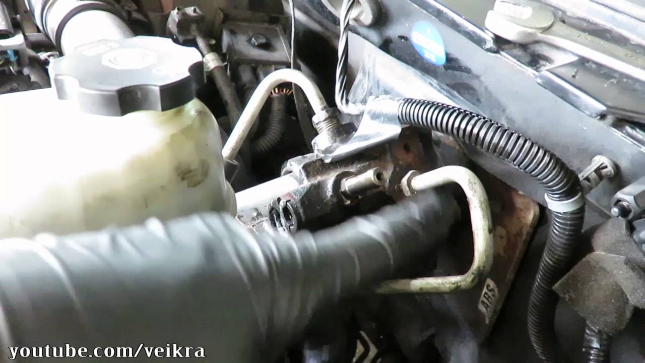 LLY Duramax 2011 hydroboost replacement and upgrade  YouTube
