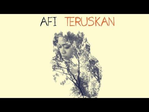 AFI AF2016 - Teruskan (Instrumental) Karaoke