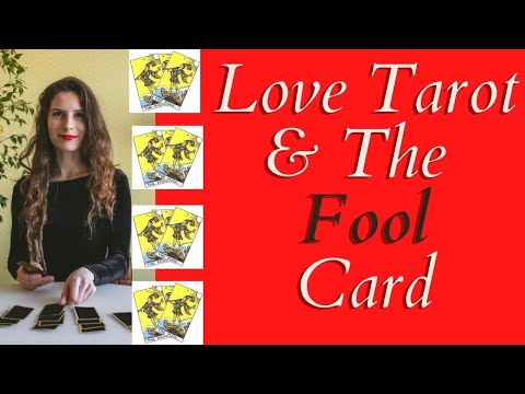 Love Tarot and The Fool Card ❤ We All Should Be More Like The Fool!