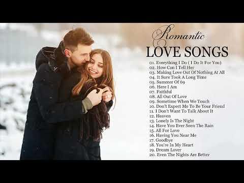 Balada Romantica en Ingles de los 70 80 y 90 Romanticas Viejitas en Ingles 70's 80's y