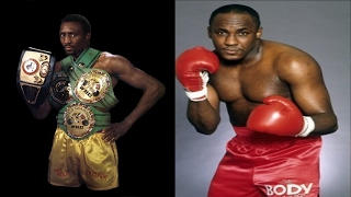 Fantasy Fight: Thomas Hearns vs Mike McCallum