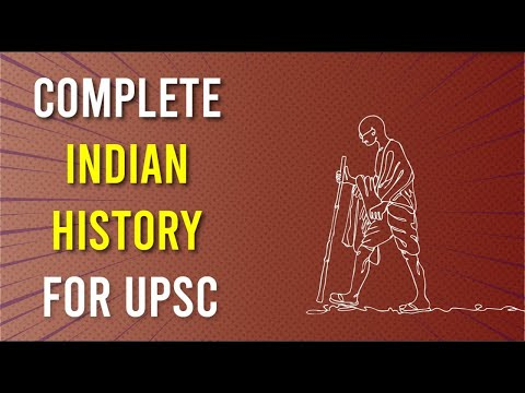 History for UPSC    IAS - Pre-History - Lecture 1
