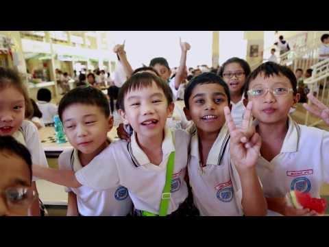 """""""My School"""" - Yishun Primary School"""