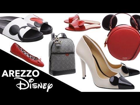 Disney x Arezzo - Sapatos e Bolsas LINDAS! - Preços e Como Usar com DICAS DE LOOKS!
