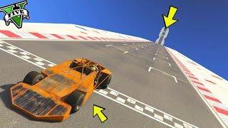 GTA 5 ONLINE 🐷 MEGA RAMPA CON AUTO RAMPA !!! 🐷 GARE PARKOUR 🐷N*189🐷 GTA 5 ITA 🐷 DAJE !!!!!!