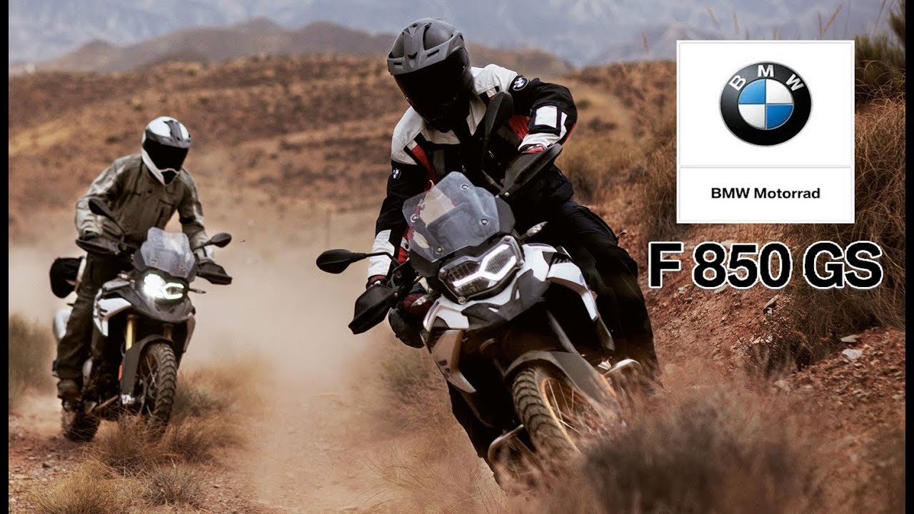 Bmw 850 Gs >> 2018 BMW F 850 GS Design Shots & Off-road Riding Scenes - YouTube