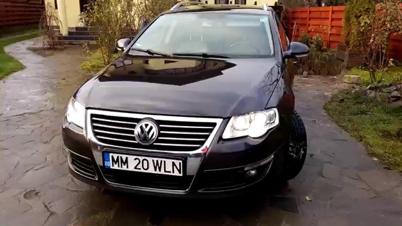 volkswagen passat b6 2006 2 0 tdi 140 hp highline bmp youtube. Black Bedroom Furniture Sets. Home Design Ideas