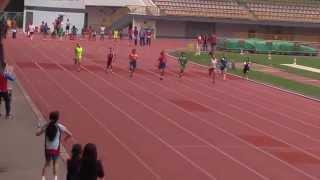 保良局聯校運動會Girls B 100M Final