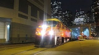 SUBSCRIBER DEDICATION VIDEO: Railfanning at Canal Street 11/15/13