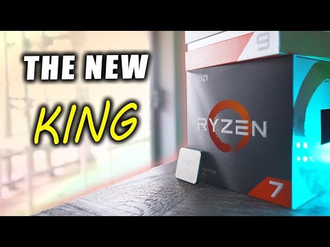 Ryzen 3700X And 3900X OVERCLOCKED Review - The New KING Is Here.