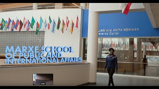 Baruch College Virtual Tour: Marxe School of Public and International Affairs