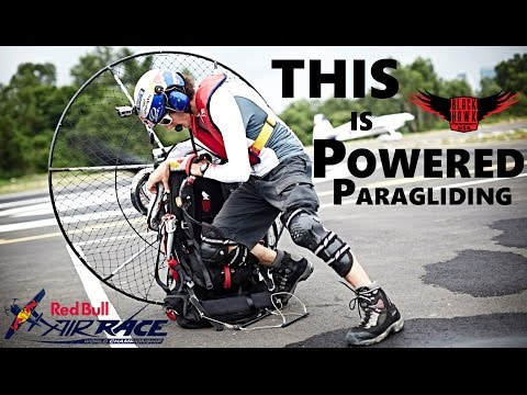 THIS IS POWERED PARAGLIDING - A Documentary Style Demo of Paramotor Aviation!