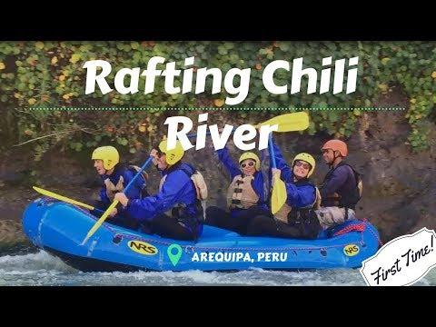 Rafting En Arequipa, Río Chili