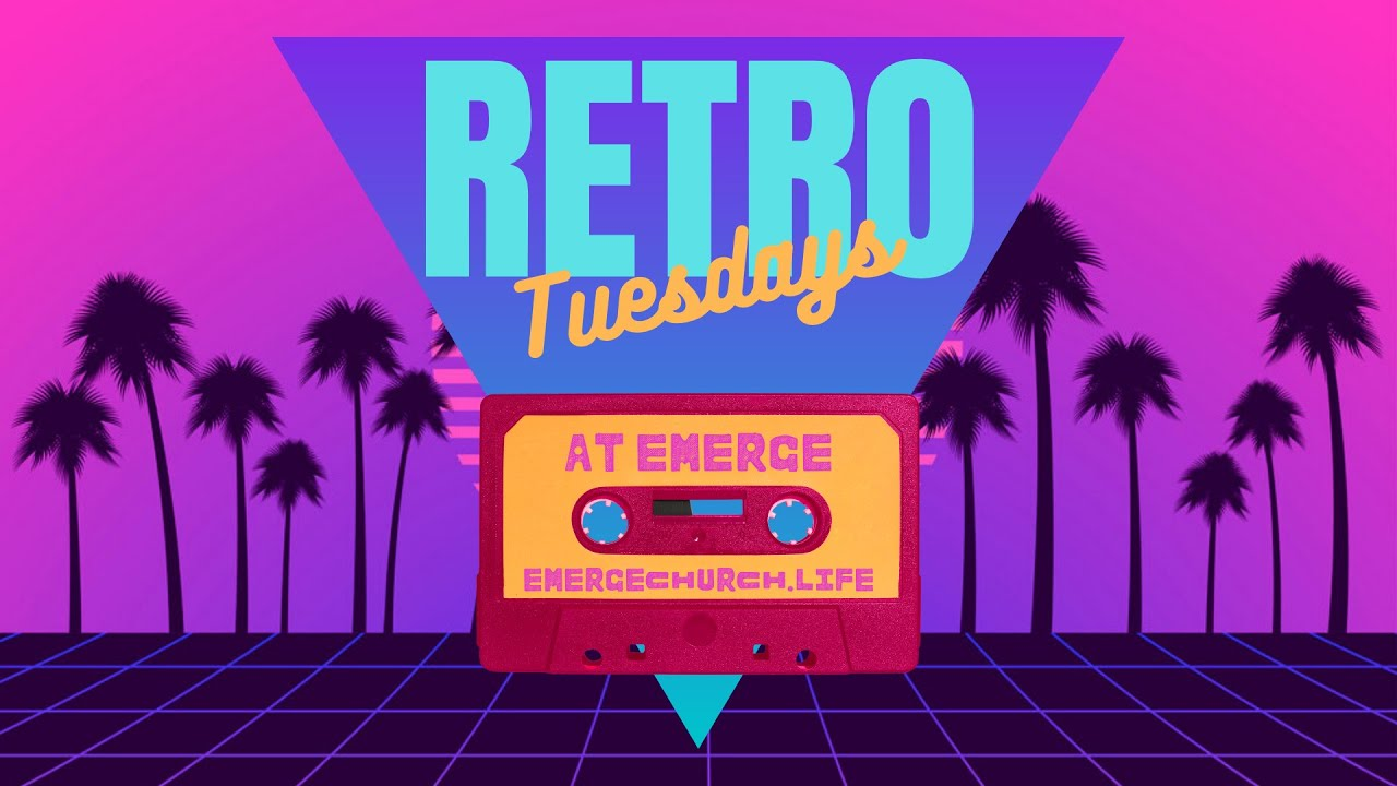 Retro Tuesday - Ps. Tim Ross