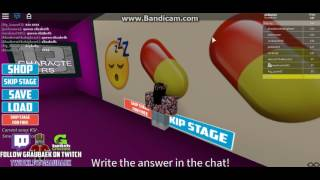 ROBLOX: Guess the emoji | Part 2 [227 stages]