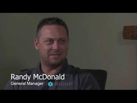 VDoor Locksmith Ep 2 Randy McDonald General Manger at RigUp