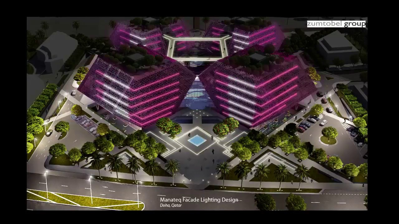 Facade lighting design course udemy youtube