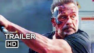 TERMINATOR 6: DARK FATE Extended Trailer (2019) Arnold Schwarzenegger, Linda Hamilton Movie HD