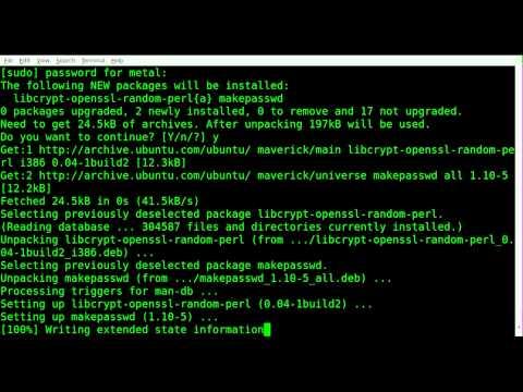 Random File Names - BASH - Linux