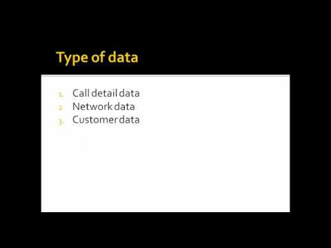 data mining in telecommunication part (1)