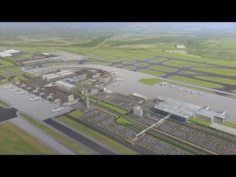 HTBニュース新千歳空港に第3ターミナル設置計画