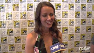 Comic-Con 2014: Person of Interest Cast Interviews Thumbnail