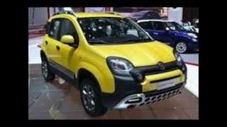 Новый маленький кроссовер Fiat покажут уже летом смотреть